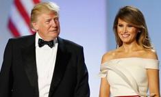 Дональд и Мелания Трамп ночуют в разных спальнях