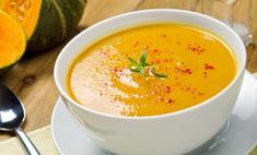 Меню для гурманов: тыквенный суп-пюре