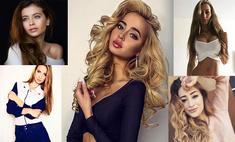 10 самых красивых студенток Екатеринбурга