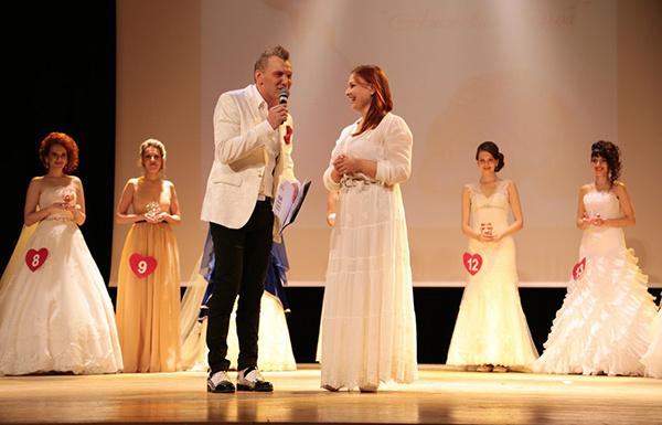 Тюменский фестиваль невест 2014