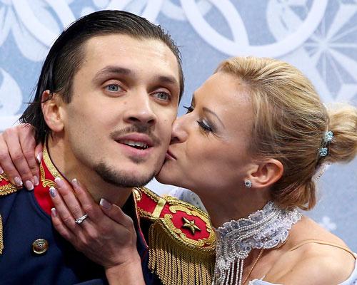 Максим Траньков, Татьяна Волосожар