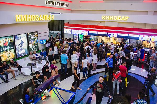 «Джейсон Борн» в Тольятти, Mori Cinema