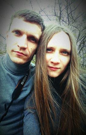 Елена и Петр Петуховы, фото