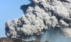 В Индонезии проснулся вулкан, спавший 400 лет