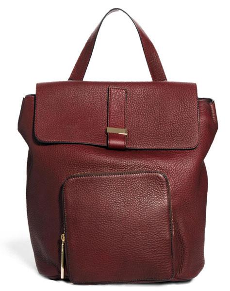 Кожаный рюкзак Whistles