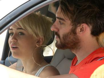 Майли Сайрус (Miley Cyrus), Лиам Хемсворт (Liam Hemsworth)