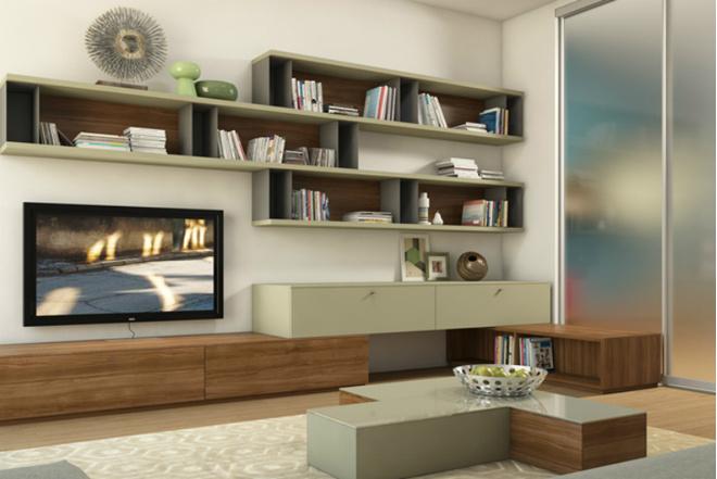 Как сделать уютной маленькую гостиную: 7 простых решений