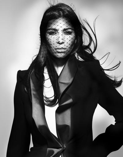 Ким Кардашьян by Nick Knignt