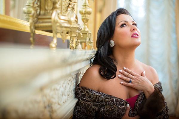 Анна Нетребко споет на Новой волне в Сочи