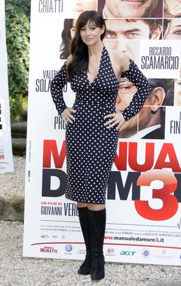 Моника Беллуччи, 2011 год