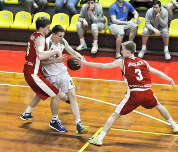 баскетбол, СДЮСШОР№2 «Красные крылья» Тольятти