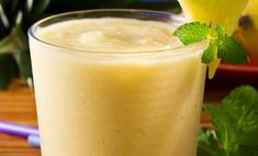 Ананасово-банановый smoothie (смузи)