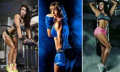 Королевы фитнеса: 15 самых сексуальных тренеров Краснодара