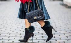 Вдохновение: 20 способов носить юбку зимой
