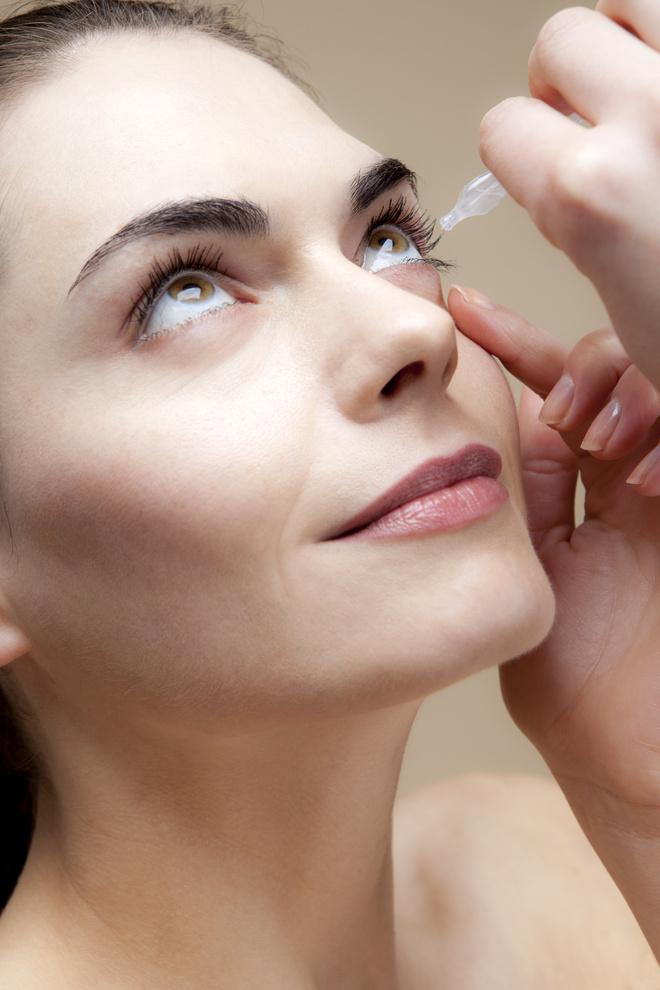 глазные капли для лечения коньюктивита