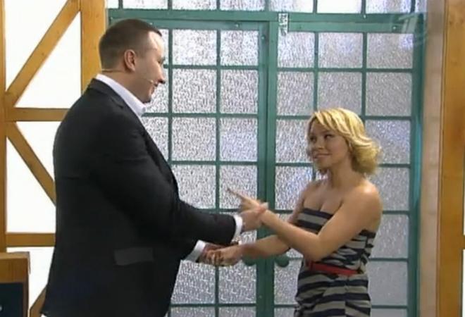 Алиса Селезнева и Артем Плаксин, фото