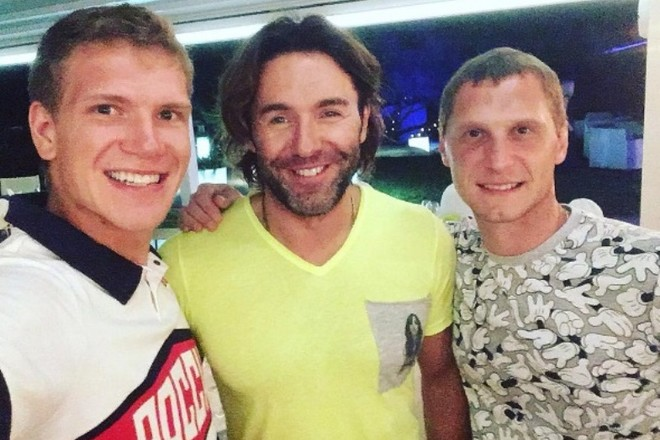 Оренбуржец в отпуске с Андреем Малаховым