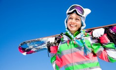 Выбор сноуборда для женщины-новичка