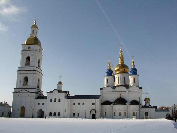 Тобольский Кремль, фото