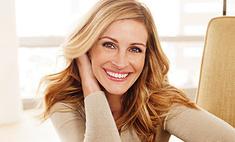 Джулия Робертс поделилась секретом идеальной улыбки