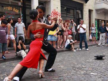 24 июля в парках Москвы состоится массовое исполнение танго