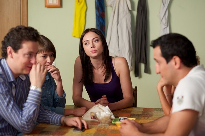 В новом сезоне Кристина с Антоном попытаются съехать из общаги
