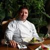 "Шеф-повар ресторана ""the Сад"" Адриан Кетглас"