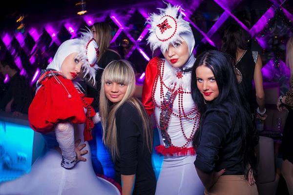 Ночной клуб «Push»