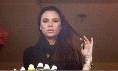 Беременная Виктория Бекхэм налегает на энергетические напитки