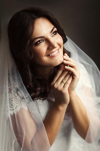 Самые красивые невесты России