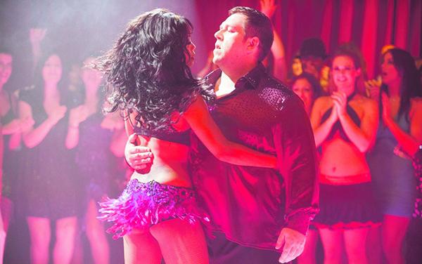Горячие танцы