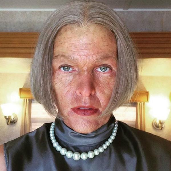 Милла Йовович сильно постарела для съемок в новой «Обители зла»