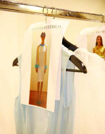 Бэкстейдж показа коллекции Bohema весна-лето 2013