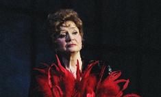 Татьяна Шмыга посмертно удостоена премии «Золотая маска»