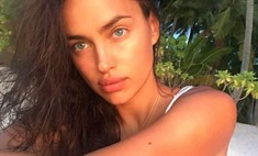 Стало понятно, почему Ирина Шейк родилась такой красивой