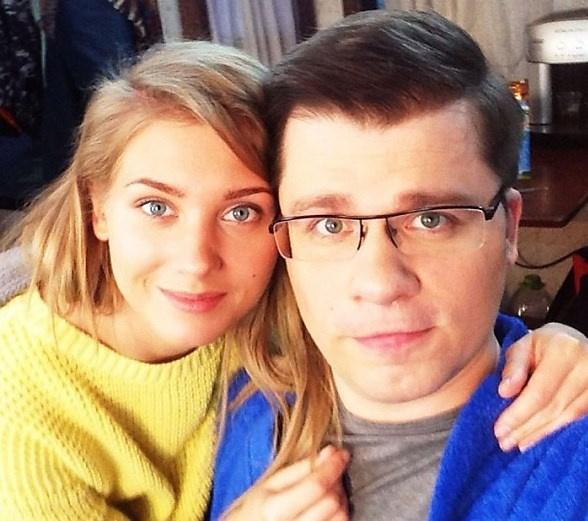 Гарик Харламов, Кристина Асмус