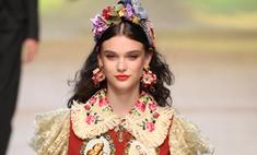 Dolce & Gabbana, весна-2017: лучшее с показа
