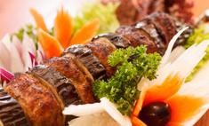 Шашлык из баранины: маринуем мясо