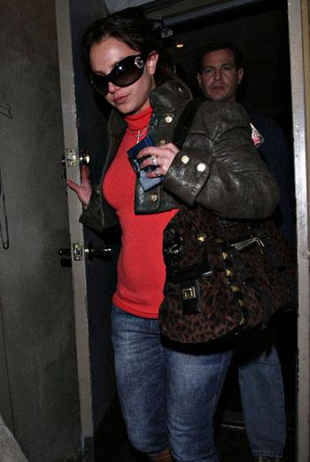 Бритни Спирс не простила Эднану флирта на стороне