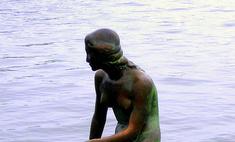 Русалочка покинет Копенгаген