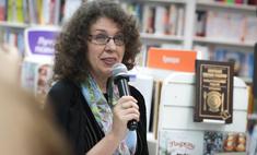 Автор «Каменской» собирала в Ульяновске материалы для новой саги