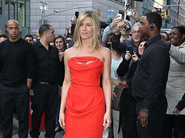 Дженнифер Энистон (Jennifer Aniston) удостоится награды премии Guys' Choice Awards