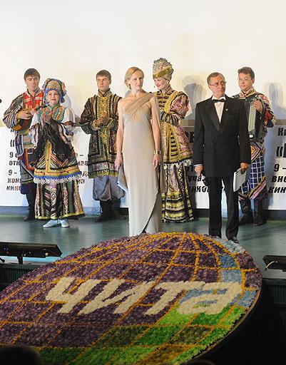 Открытие Первого Забайкальского Международного Кинофестиваля
