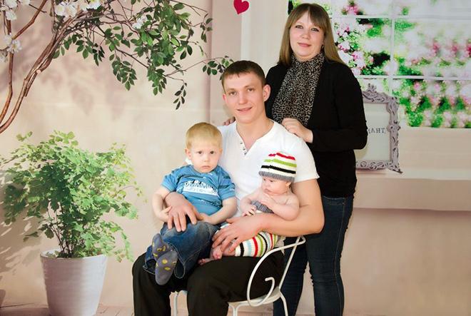 День матери в Челябинске мамы с детьми фото