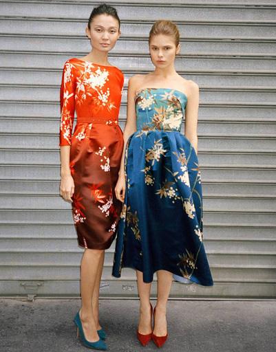 Выпускной: платья из коллекции Alexander Terekhov (Atelier Moscow), весна-лето 2012