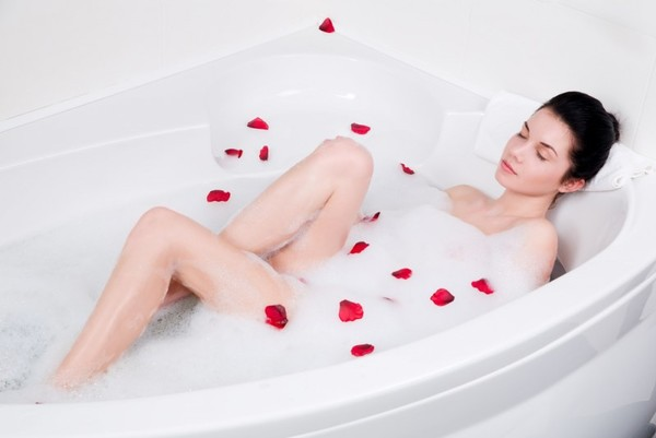Косметические ванны для тела. Видео