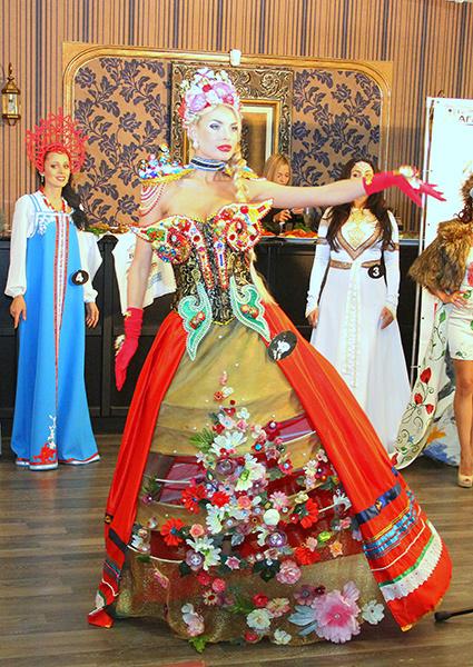 В Ростове прошел конкурс красоты «Миссис Россия International – 2015»