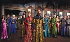 «Великолепный век»: откровения актеров