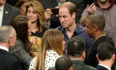 Бейонсе и Джей-Зи повстречались с принцем и его женой