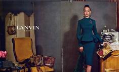 Обычные люди: рекламная кампания Lanvin осень-зима 2012/13